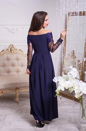 Жіноча довга сукня, 42-44, фото 2