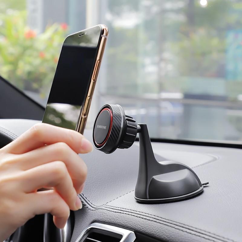 Автомобільний тримач телефону BOROFONE BH14 серія Journey