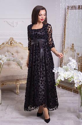 Жіноча вечірня сукня, 42, фото 2