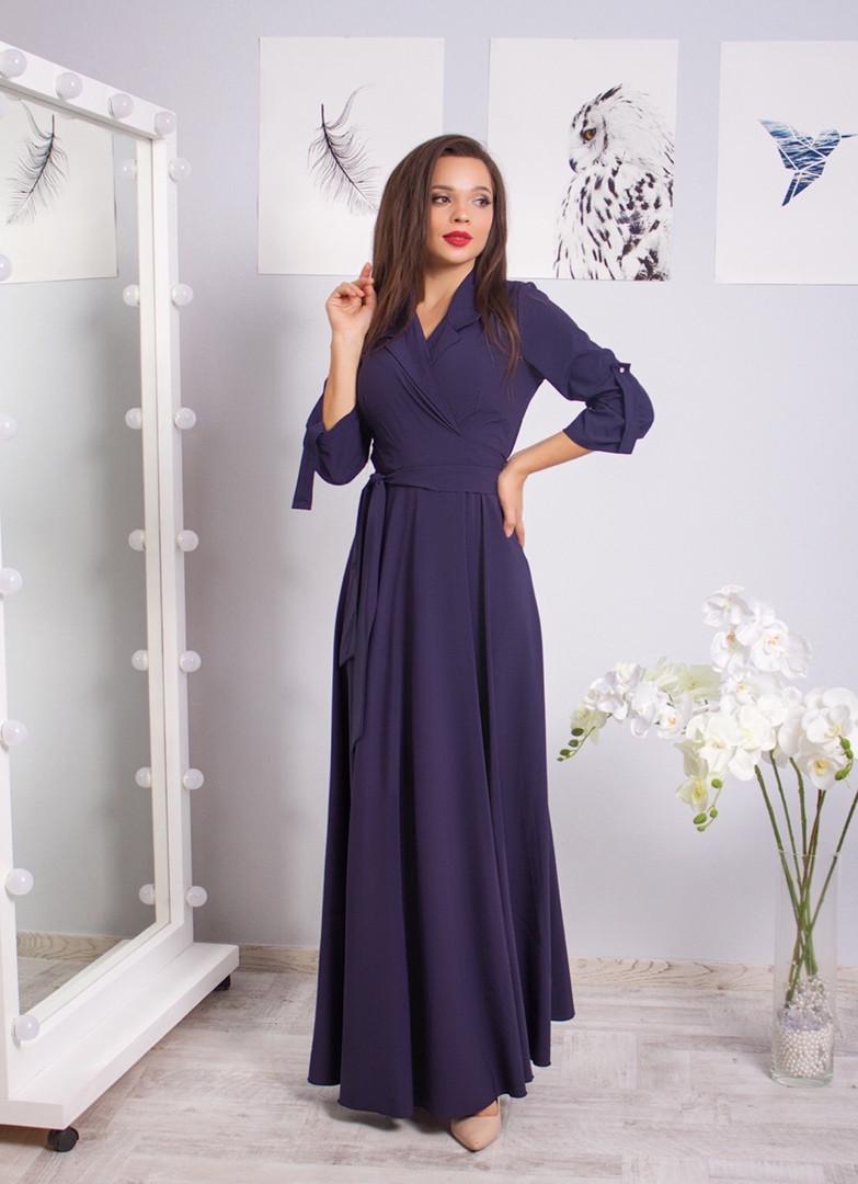Жіноча сукня в підлогу, 42-44