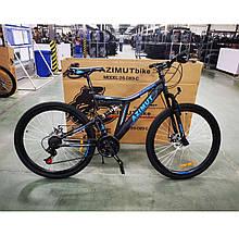Велосипед Azimut Blackmount 24 x16 GFRD Skilful