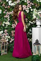 Жіноча довга вечірня сукня, 42, фото 3