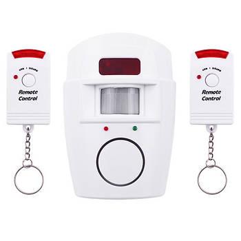 Сенсорна сигналізація з датчиком руху 105 YL alarm sensor,є вихід під БЖ 6В