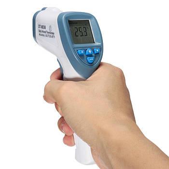 Детский термометр градусник пирометр  бесконтактный