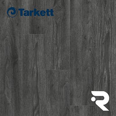 🌳 ПВХ плитка Tarkett | ModularT 7 - OAK TREND GRAPHITE | Art Vinyl | 1200 x 200 мм