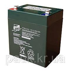 Стаціонарна акумуляторна батарея FAAM FTS 12-5.0, свинцево-кислотна акумуляторна батарея