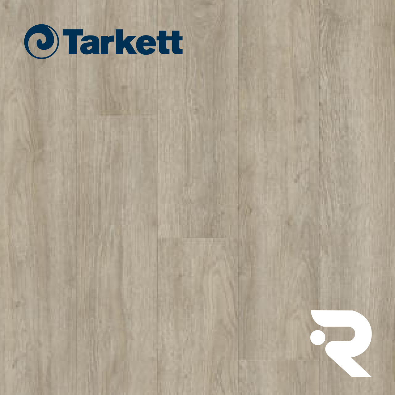 🌳 ПВХ плитка Tarkett   ModularT 7 - OAK TREND SAND   Art Vinyl   1200 x 200 мм