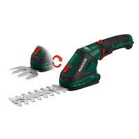 Аккумуляторные ножницы для травы и кустарников - кусторез PARKSIDE PGSA 4