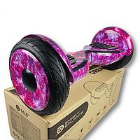 Гироборд Smart Balance 10,5 дюймів (Фіолетовий космос), фото 1