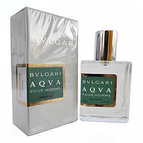 Bvlgari Aqua Pour Homme Perfume Newly мужской, 58 мл