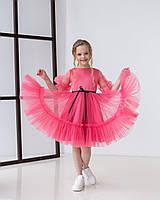 """Пышное нарядное платье  для девочки """"Ляля"""" (122-134р), фото 1"""