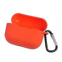 Чехол силиконовый с карабином для Apple AirPods Pro цвет 09