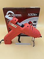 Пистолет клеевой INTERTOOL RT-1013