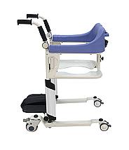 Транспортувальне крісло-коляска для інвалідів MIRID MKX-02B (з електродвигуном), фото 3