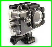 Экшн Камера HD Видеокамера с Аксессуарами и Боксом в Комплекте