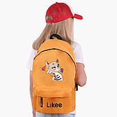 Детский рюкзак Лайк Котик (Likee Cat) (9263-1032)