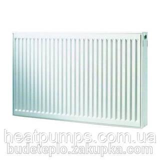 Радиатор отопления Buderus K-Profil 11 400x400 (боковое подключение)