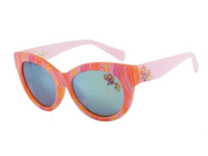Дитячі сонцезахисні окуляри Sunny Day для дівчаток рожеві