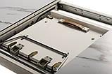 Стол TM-49 белый кварц матовое стекло 120/160х80 (бесплатная доставка), фото 5