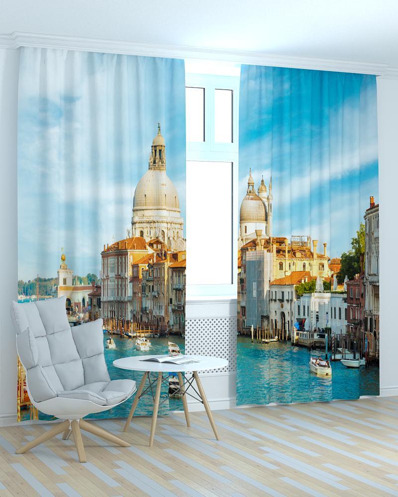Фотошторы венеціанські купола