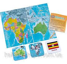 Мемори игра «Страны, столицы, флаги»