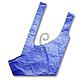 Фартух поліетиленовий Polix PRO&MED (50шт в упаковці), фото 3