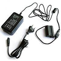 Сетевой адаптер EH-5A+EP-5B для Nikon D500 D600 D610 D750 D780 D850 D810 D800 D8000 D7500 D7200 D7100 D7000