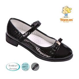 Туфлі Tom.m (1476А) лакові пітон ремінець