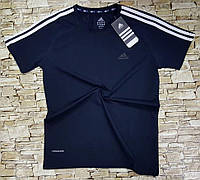 Женская футболка Adidas Classic Originals Adicolor , черная р.L-XXL(44-52)