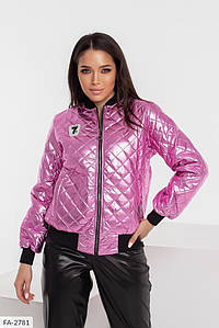Женская куртка синтепон 100 40 42 44 46 48
