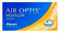 Контактные линзы Alcon Air Optix Night & Day Aqua 3 шт