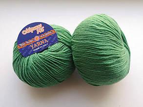 Пряжа Меринос 145 Мартине Ярна / ВВВ Merinos 145 Martine Yarna / BBB   цвет  230 зеленый