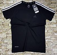 Женская футболка Adidas Classic Originals Adicolor , черная р.S-XXL(44-52)