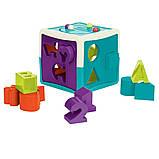 Сортер Battat Батат Розумний Куб, фото 2