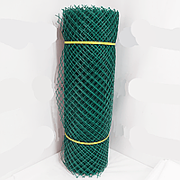 Забор садовый (пластиковый) 1.25х20м. Ячейка 25х25мм. Заборная сетка., фото 1