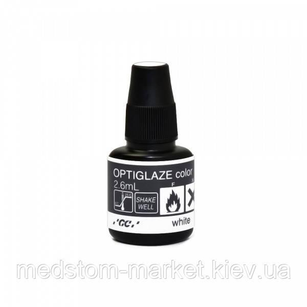 OPTIGLAZE COLOR (ОПТИГЛЕЙЗ КОЛОР) білий, 2.6 ml