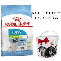 Корм Royal Canin Xsmall Puppy для цуценят мініатюрних порід 1,5 кг