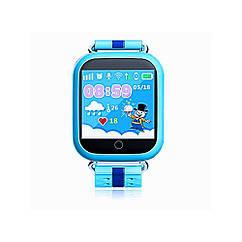Детские умные смарт часы с GPS Smart Baby Watch Q100 Blue