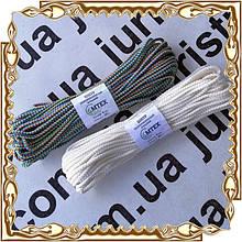 Шнур для білизни МТЕХ Ø (діаметр) - 4.0 мм. L (довжина)- 20 м. (білий/кольоровий) № 17454