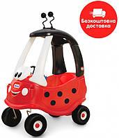 Машинка-каталка для детей Little Tikes серии Cozy Coupe Автомобильчик Божья Коровка