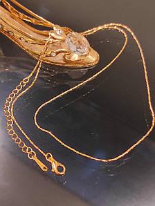 Ланцюжок позолочена жіноча код 1572