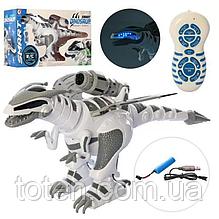 """Робот """"Динозавр"""" на радіоуправлінні 1825-12 акум. 3.7 V, підсвічування, ходить, танцює, сенсорна кнопка"""