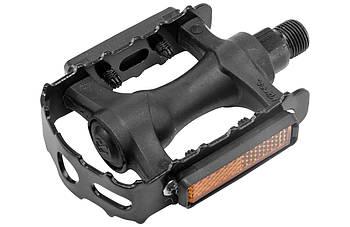 Педалі Feiming FP917N пластик в сталевий рамці (ED)