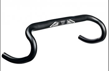 Велосипедный руль баран алюминиевый 31.8мм FSA ADVENTURE COMPACT L440мм Черный (HBA-144)