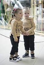 """Детский спортивный костюм унисекс """"TUYIUAN"""" с капюшоном, фото 2"""