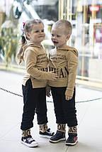 """Детский спортивный костюм унисекс """"TUYIUAN"""" с капюшоном, фото 3"""