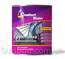 Грунт антикоррозийный серый ГФ-021 Comfort Home 0.9 кг.