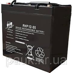 Акумулятор FAAM FHP 12-55, стаціонарна акумуляторна батарея
