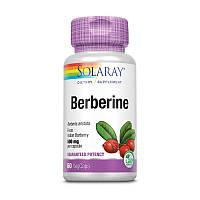 Берберин Solaray Berberine 500 mg 60 veg caps
