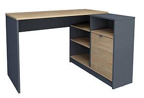 """Кутовий письмовий стіл """"Оптіма /Optima"""" від Intarsio"""